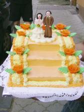 """Jako hlavní dort budeme mít """"schody"""", ale trochu jiné, než na tomhle obrázku."""