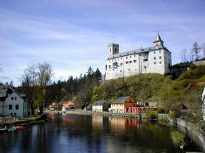 opět výlet - tentokrát na hrad Rožumberk