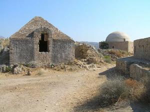 pevnost v Rethymnu