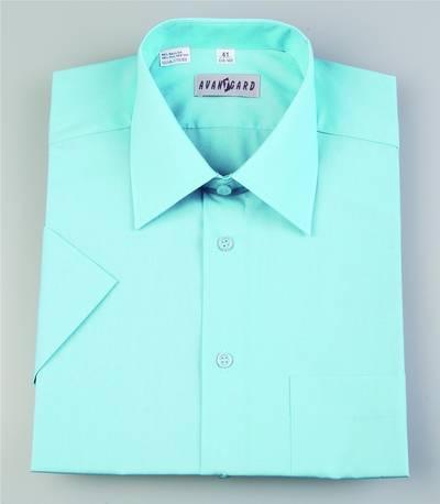 Můj nejmilejší bude mít tyrkysovou košili (asi trošku sytější odstín)