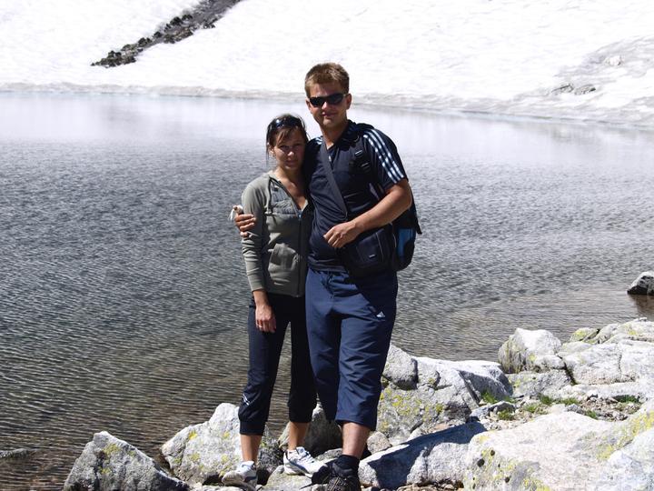 Prípravy na 11.6.2011 - tak toto sme my dvaja