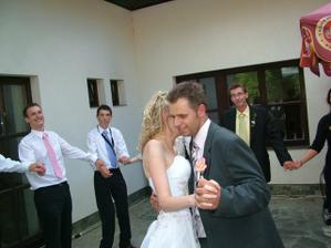 První taneček