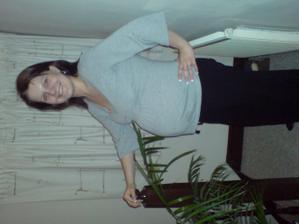 v 8.mesiaci tehotenstva :-)