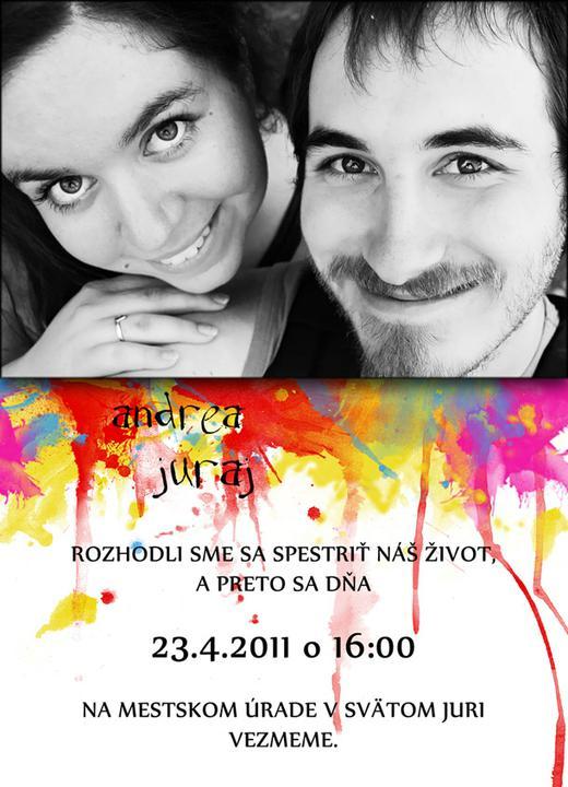 Nase pripravy - Datum a cas sa este mozu menit :) ale dufam ze nie :-)