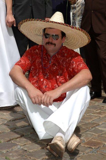 Radka{{_AND_}}Michal - Seňor Jose de Mexico v celé své kráse
