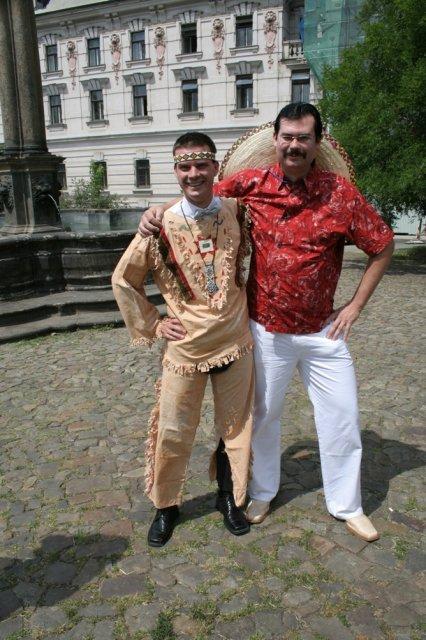 Radka{{_AND_}}Michal - Indián a Mexičan...