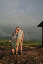 V Norsku byla taková zima, že jsme v prosinci museli vyjet za sluníčkem na krásný ostrov Ceylon...