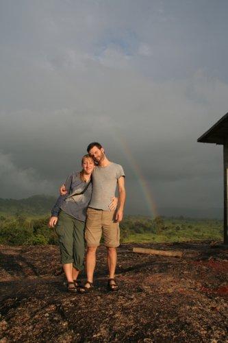 Radka{{_AND_}}Michal - V Norsku byla taková zima, že jsme v prosinci museli vyjet za sluníčkem na krásný ostrov Ceylon...