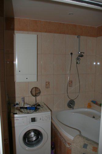 Náš druhý byt - Pračka už pere