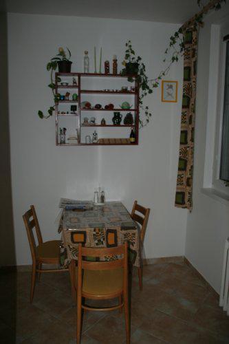 Náš druhý byt - Jídelna - současný stav