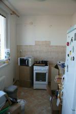 Kuchyně - rekonstrukce...