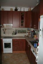 Kuchyně - již nová