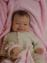 Môj prvý úsmev