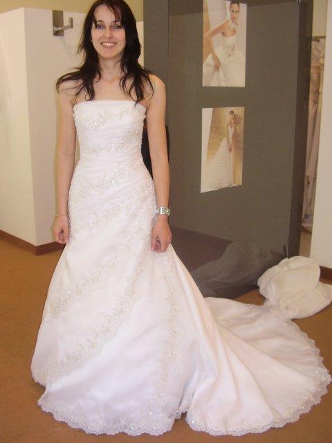 Sisulienocka - šaty mojich snov