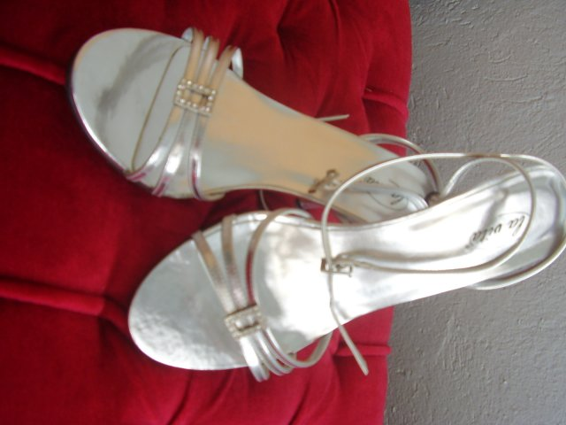 Sisulienocka - svadobné topánočky