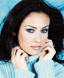 Sisulienocka - make-up