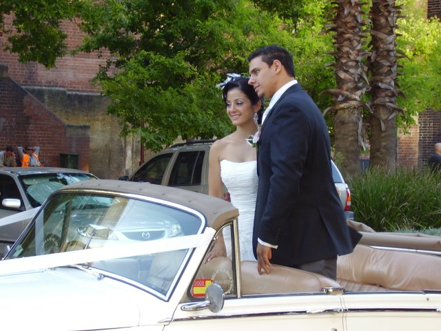 Sisulienocka - svadobny par-Sydney