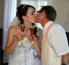 novomanželský božtek