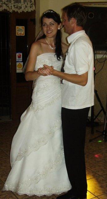 Silvia Krajčiová{{_AND_}}Daniel Kupča - prvý manželský tanec