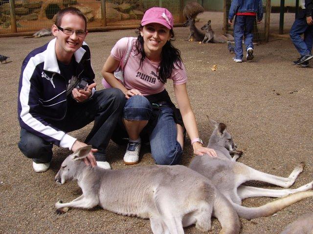 Silvia Krajčiová{{_AND_}}Daniel Kupča - krasne australske klokany