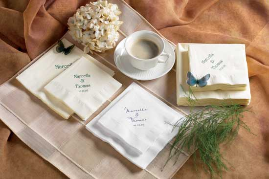 Moje sny o svadbe,inspiracia - obrusky s tistenymi nasimi meny