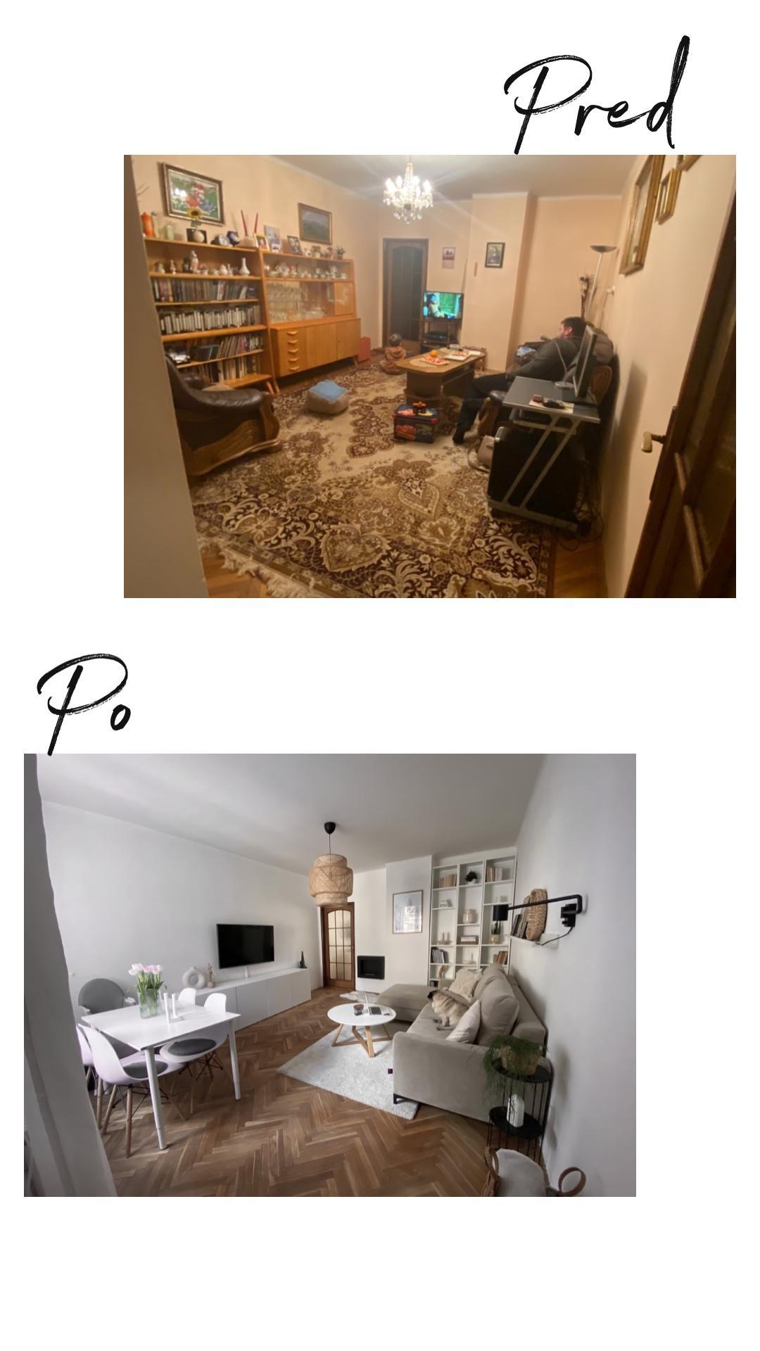 Naše nové ( staré ) doma… - Zatím takto, než zahájíme velkou rekonstrukci…