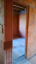 Pohľad do druhej detskej izby - zatiaľ však bude hosťovská ...