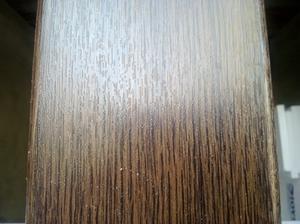 detail na farbu okien .. dub tmavý 1*