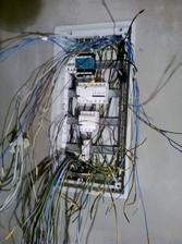 zapájanie elektriky  26.10.13