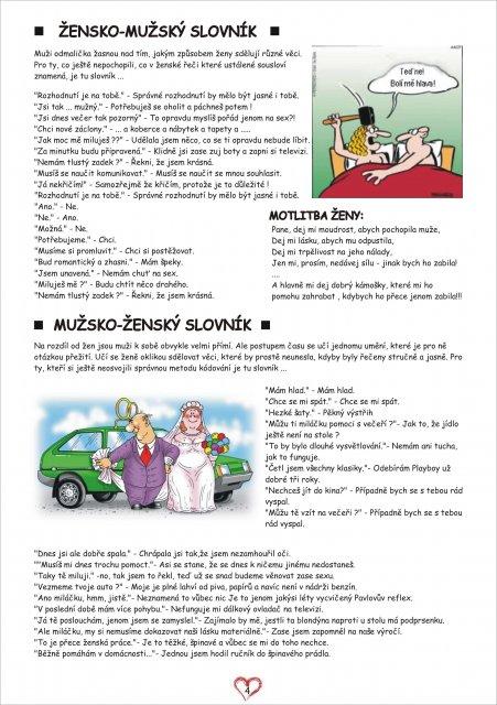 Svatební noviny - Obrázek č. 19