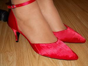 topanočky na redové....