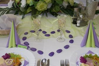 naše svadobné poháre... :)