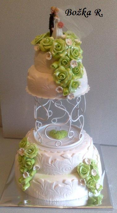 3.9.2011 - takato podobna torticka bude len v zltom