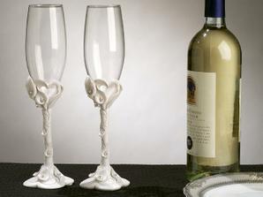 překrásné skleničky.. :( :-(