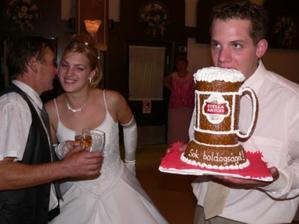 Takuto tortu dam vyrobit pre draheho :o)