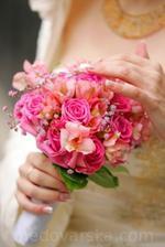 Idealna velkost,aby neveste v jej den svadby tie 2 kilove 3 kilove kytice neutrhli ruky. . . .