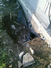 nová kanalizacia  :(