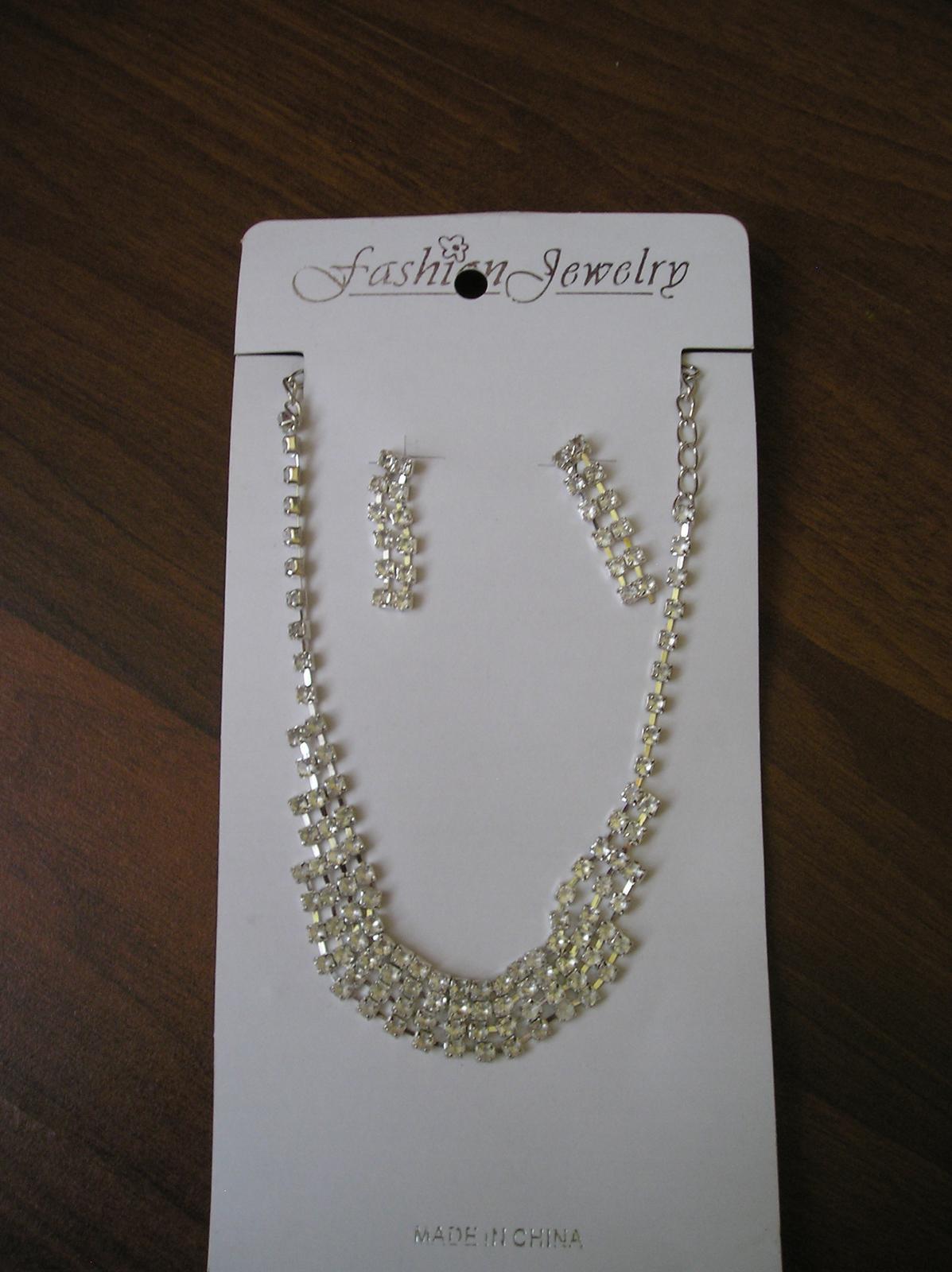 Set náušnice a náhrdelník - Obrázok č. 2