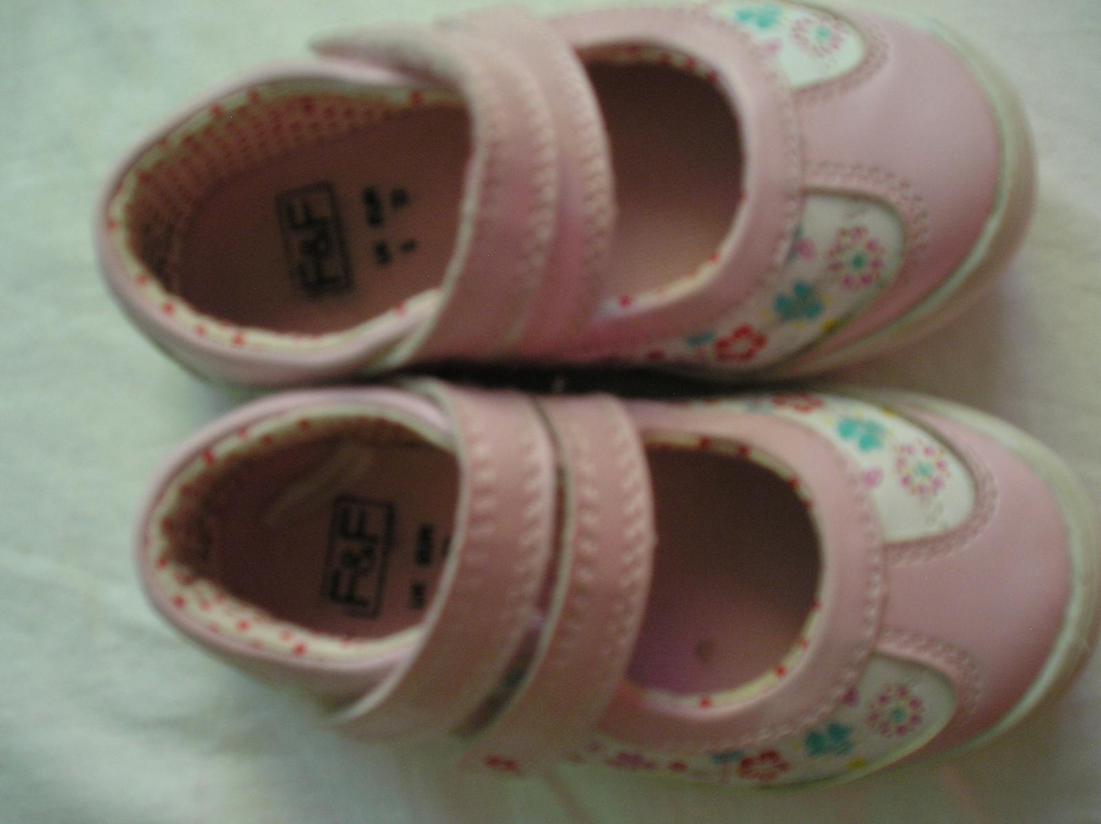 Kvetinkové topánky na dva suché zipsy - Obrázok č. 3