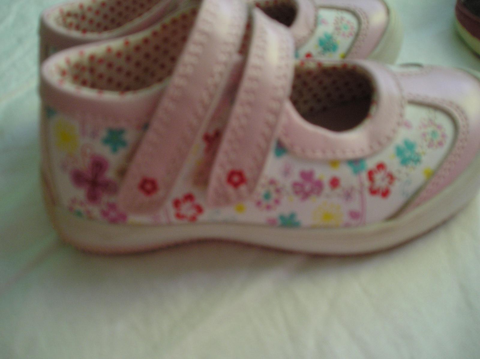 Kvetinkové topánky na dva suché zipsy - Obrázok č. 4