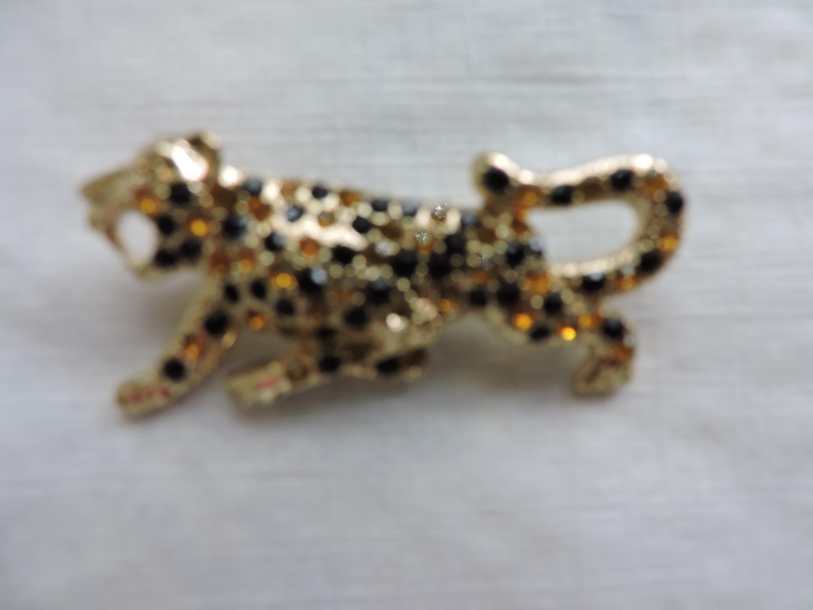 Brošňa Leopard - Obrázok č. 1