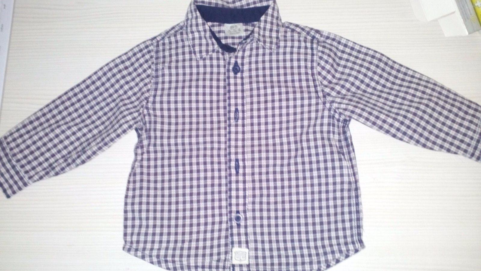 Nenosená košeľa - Obrázok č. 1