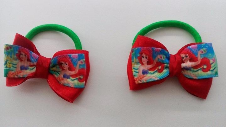 Gumičky do vlasov Ariela - Obrázok č. 1