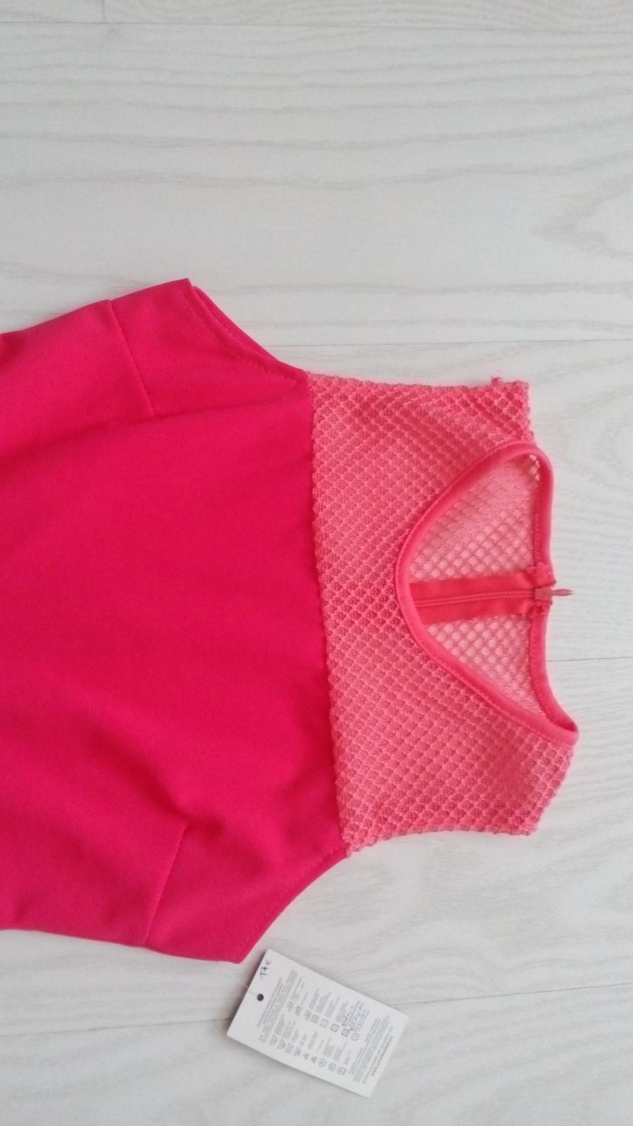 Šaty nenosené - Obrázok č. 3