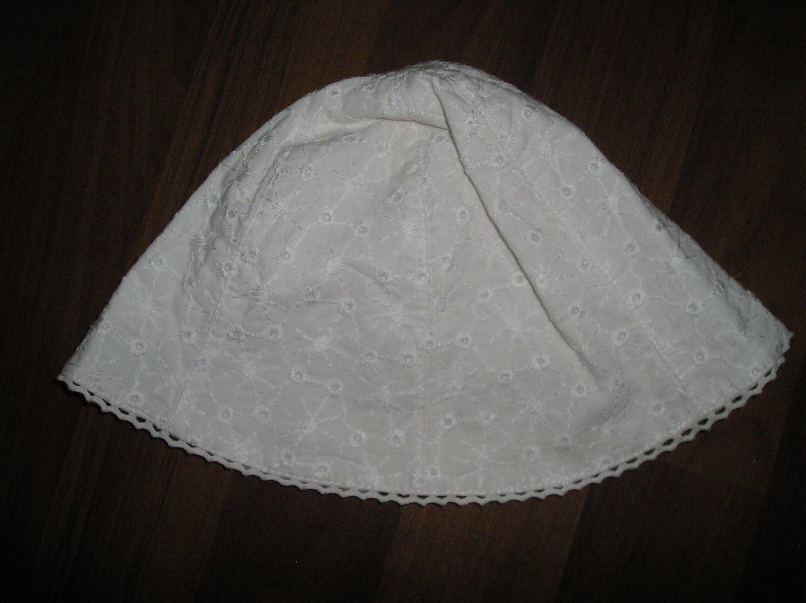 Biely klobúk - Obrázok č. 1
