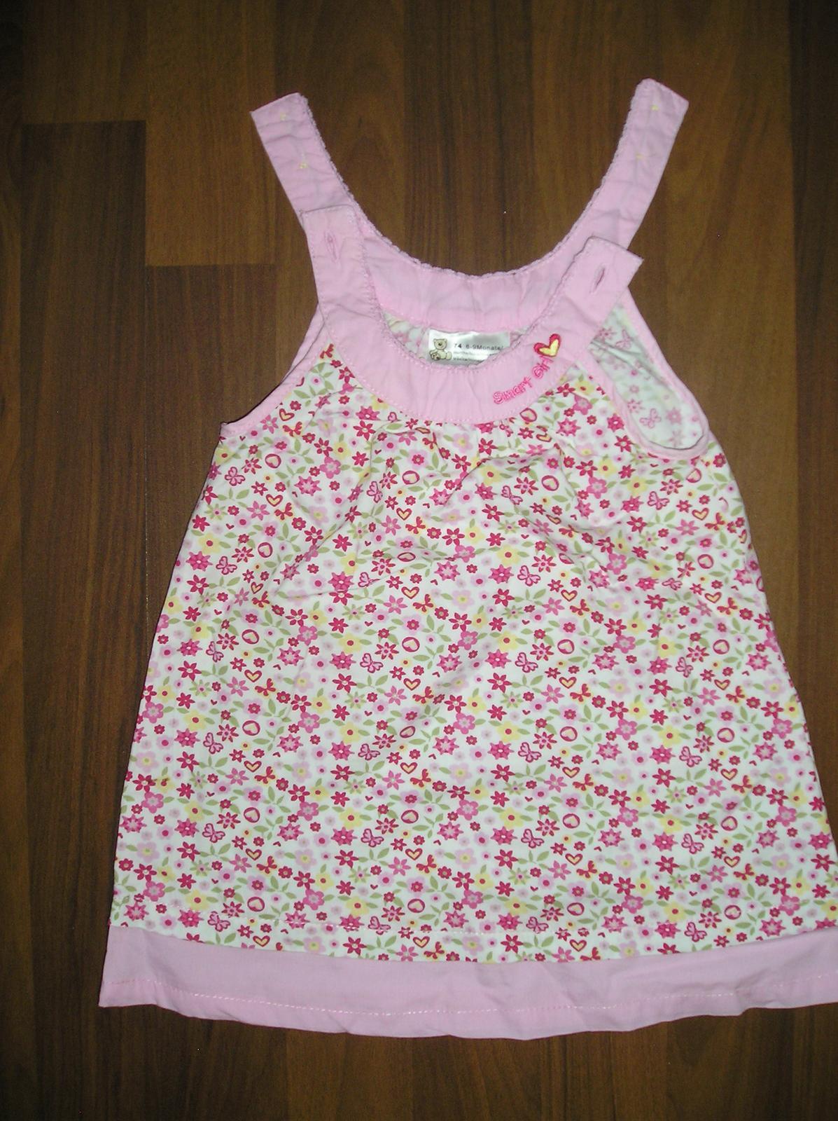 Šaty farebné - Obrázok č. 1