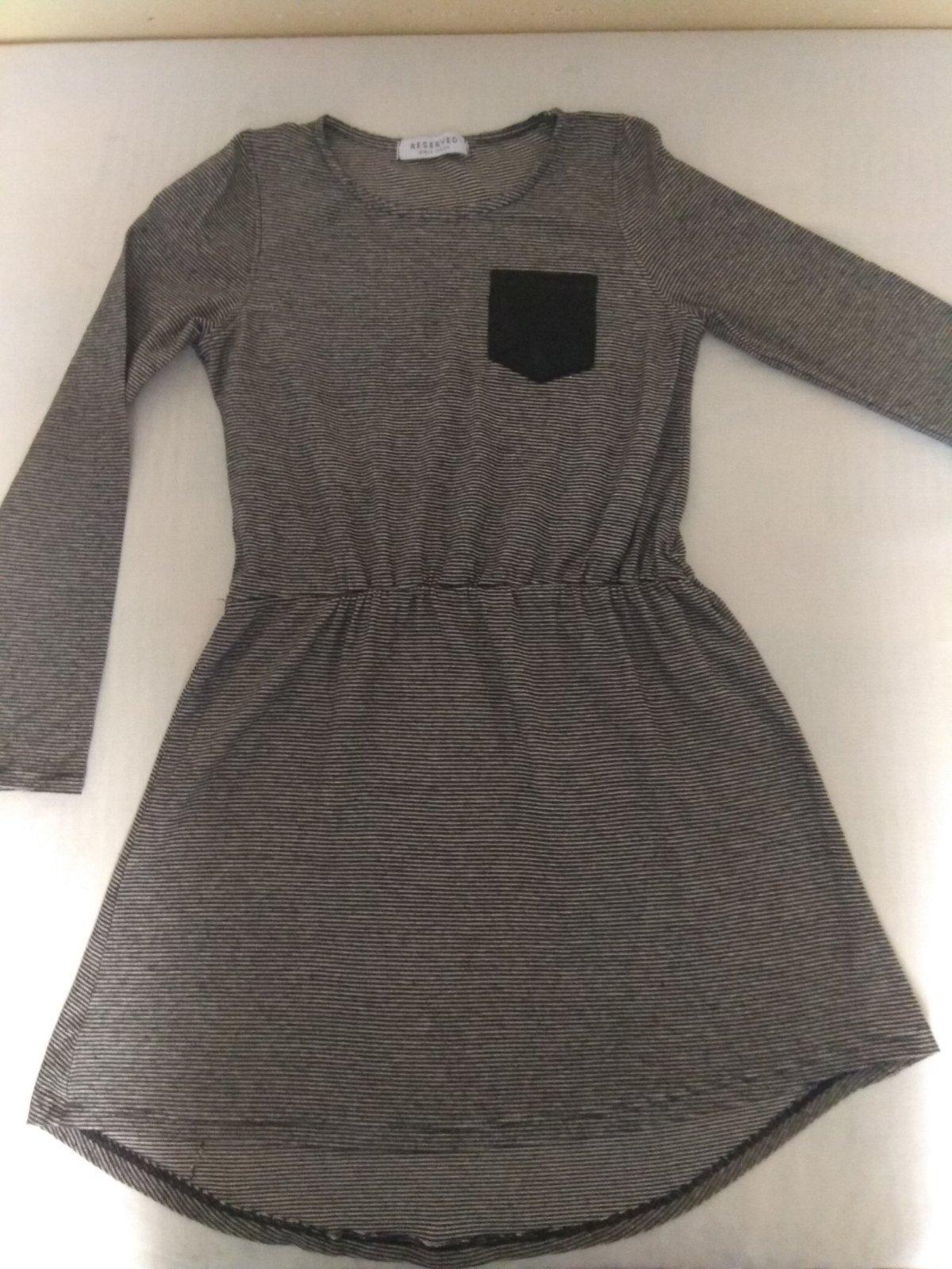 Čierno biele šaty - Obrázok č. 1