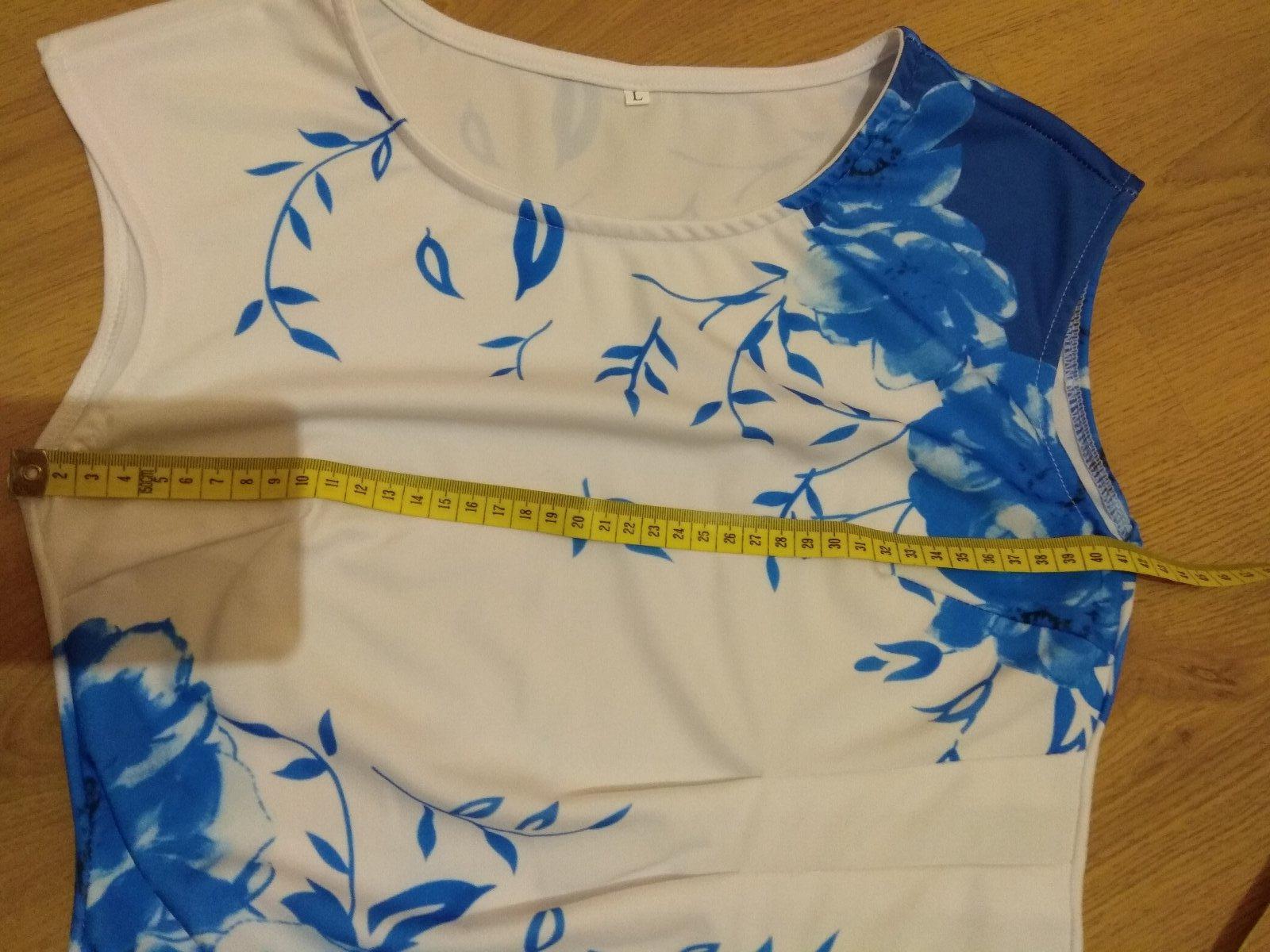 Modro biele šaty - Obrázok č. 3