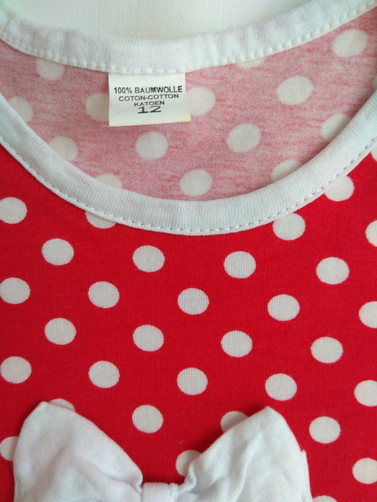 Červená šaty s bielymi bodkami - Obrázok č. 3