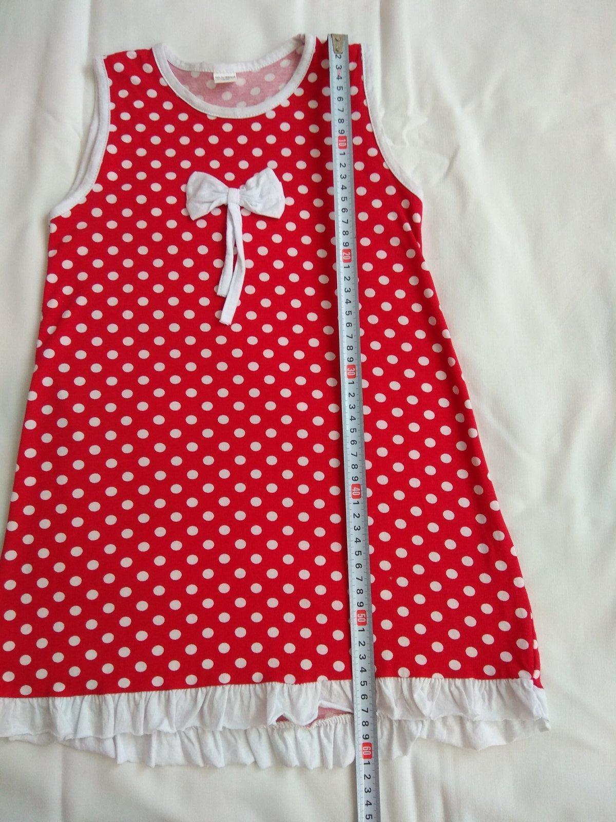 Červená šaty s bielymi bodkami - Obrázok č. 4